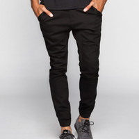 CRASH Mens Chino Jogger Pants | Joggers & Sweatpants