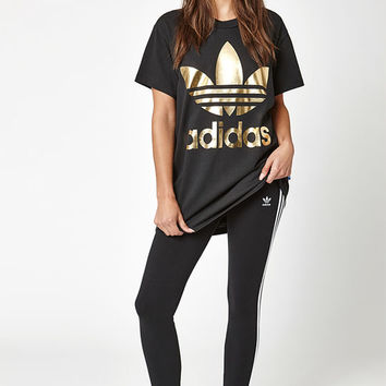 adidas Big Trefoil T-Shirt at PacSun.com