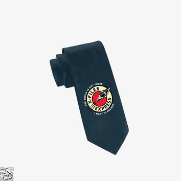 X Files Express, Lord Of The Rings Tie
