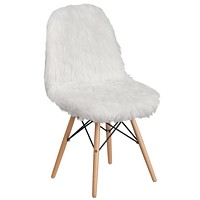 DL-SHAGGY Accent Chairs - Upholstered
