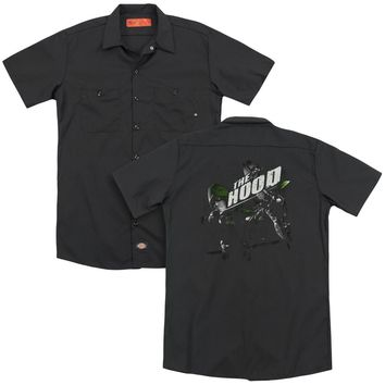 Arrow - Take Aim(Back Print) Adult Work Shirt