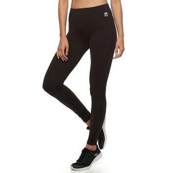 Women's FILA SPORT? Brushed Back Running Leggings