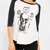 Truly Madly Deeply Obscurity & Chaos Raglan Tee
