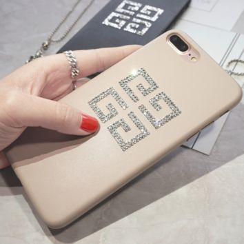 Givenchy Fashion iPhone Phone Cover Case For iphone 6 6s 6plus 6s-plus 7 7plus hard shell