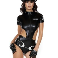 $29.99 Sexy Police Women Halloween Costume  FREE SHIPPING!!!