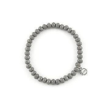 Nashville Soft Grey Bracelet