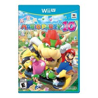 Nintendo Mario Party 10 WiiU - Email Delivery