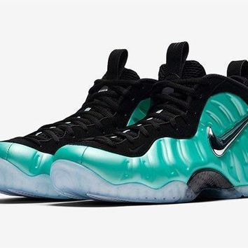 HCXX Nike Air Foamposite Pro Island Green
