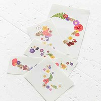 UO Floral Temporary Tattoo Set - Urban Outfitters