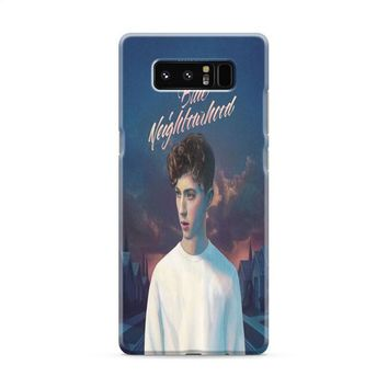 Troye Sivan Blue Neighbourhood Samsung Galaxy Note 8 Case