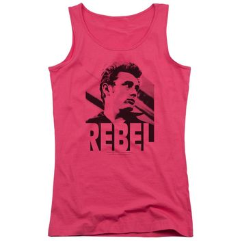 Dean - Rebel Rebel Juniors Tank Top
