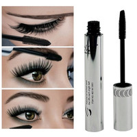 Long Eye Lashes Makeup Waterproof Eyelash Silicone Brush Head Mascara New VEU8 D_L