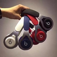 Beats EP Headset Wireless Bluetooth Headset Stereo Folding Subwoofer Portable Card Headset Universal Dual Mode F/A