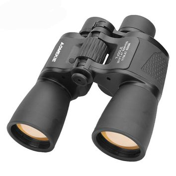 Military Binoculars 7X50 HD FMC Lens Optical Glass Prism High Power