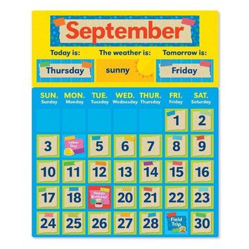 TAPE IT UP CALENDAR BULLETIN BOARD