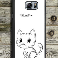 Cat Meow Samsung Galaxy Note 5 Case