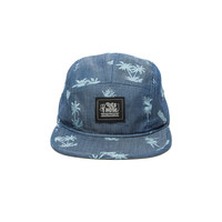 Toes on the Nose Dweller Hat Blue