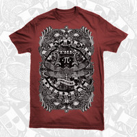 After the Burial - Dragonfly Shirt