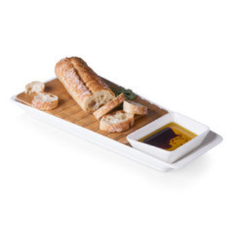 Picnic Time Marimba Bread Cutting Board and Spread Set