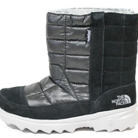 The North Face Boy's Winter Camp WP Black Winter Boots CL30WL4