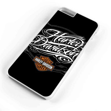 Harley Davidson Skull  iPhone 6s Plus Case iPhone 6s Case iPhone 6 Plus Case iPhone 6 Case