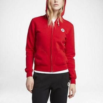 DCCK1IN the converse full zip women s hoodie