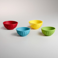 Silicone Pinch Bowls, Set of 4 - World Market
