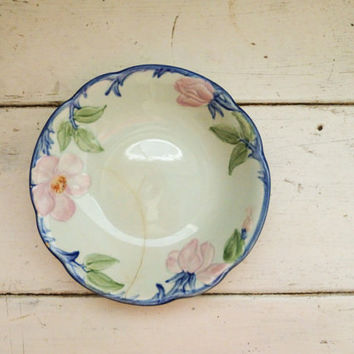 Shop Vintage Rose Pattern China On Wanelo Best Franciscan Ware Patterns