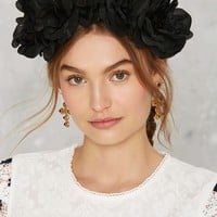Rock 'N Rose Ophelia Flower Crown