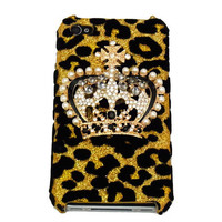 Bling Leopard Iphone 4 Case, Crown .. on Luulla