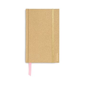 BAN.DO CLASSIC 12-MONTH PLANNER - GOLD GLITTER