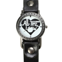 All Time Low Heart Logo Watch