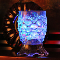 LED Lightning Cup Noctilucent Creative Mug [6258130886]