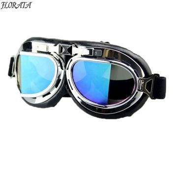 FLORATA 2017 NEW Sunglasses Goggles Comfortable Silicone Large Frame Glasses luxury Goggles Men Women vintage