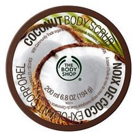 The Body Shop Coconut Body Scrub, 6.8 ounces
