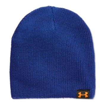 Under Armour Mens Knit Winter Beanie Hat