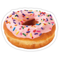 You want dat Donut