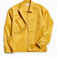 UO Zip Utility Overshirt | Urban Outfitters