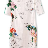 Vintage Cheongsam Dress - OASAP.com
