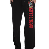 Harry Potter Gryffindor Guys Pajama Pants