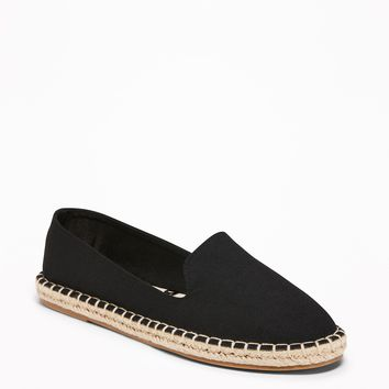 Canvas Espadrilles for Women | Old Navy