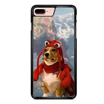 Lobster Corgi Doggo 2 iPhone 7 Plus Case