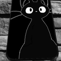Kiki's Delivery Service face for iPhone 4/4s, iPhone 5/5S/5C/6, Samsung S3/S4/S5 Unique Case *76*