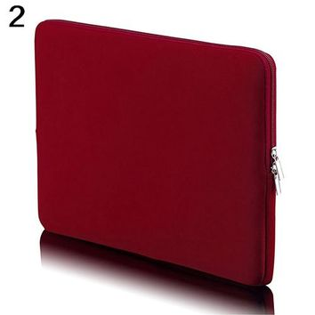 Soft Case Bag Cover Sleeve Pouch for MacBook Pro Air size 1315