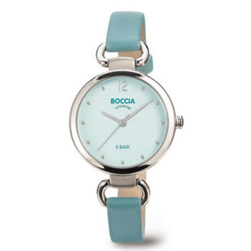 3232-03 Ladies Boccia Titanium Watch
