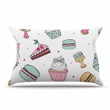 "Louise ""Sweet Sweet Cake"" Pastel Food Pillow Case"