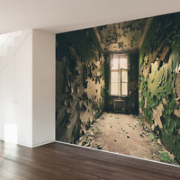 Abandoned Room Wall Mural Decal