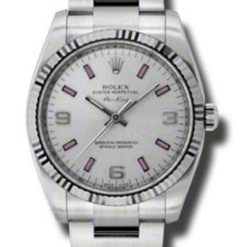 Rolex Air-King Mens Self Winding Watch 114234SAPSO