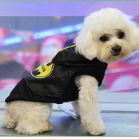Batman Cape Tactic dog Bichon feet pet clothes summer clothes = 1927839364