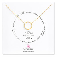 Stylish Gift New Arrival Jewelry Shiny Lock Gold Korean Alloy Necklace [11462531151]